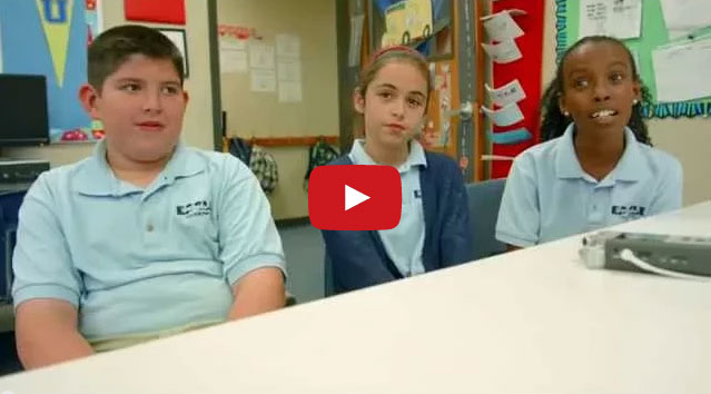 Video thumbnail of students in classroom