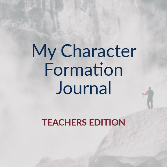 My Character Formation Journal Teachers Edition